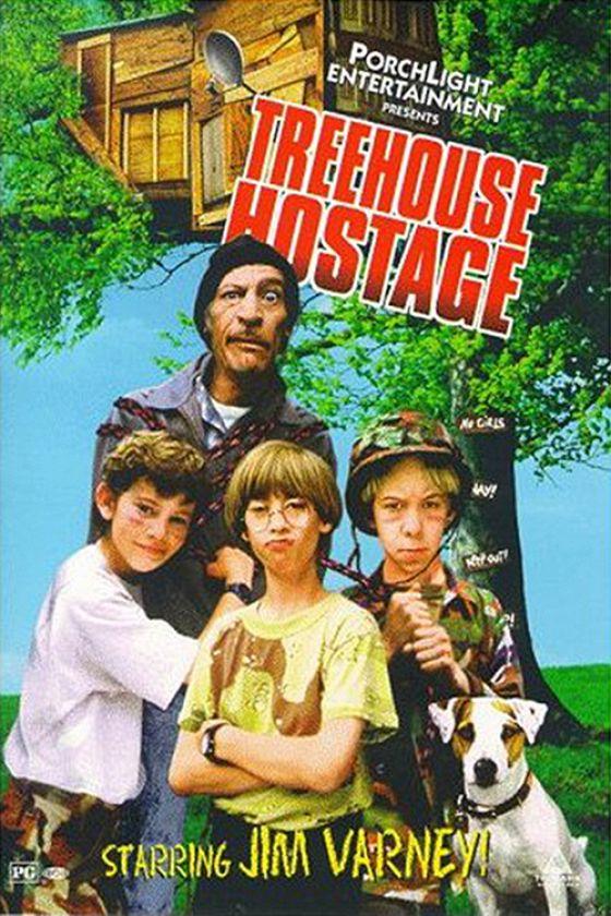 Домик на дереве (Treehouse Hostage)