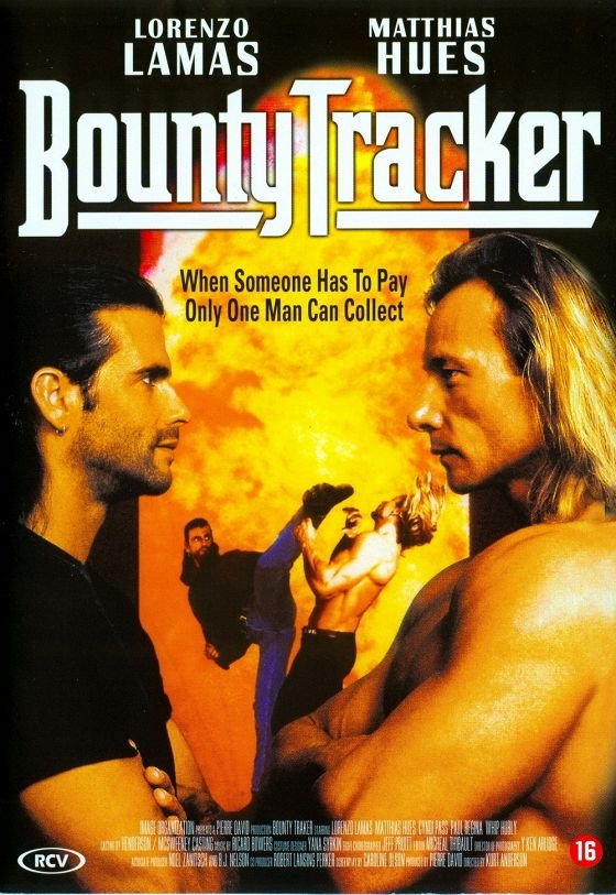 Охотник за убийцами (Bounty Tracker)