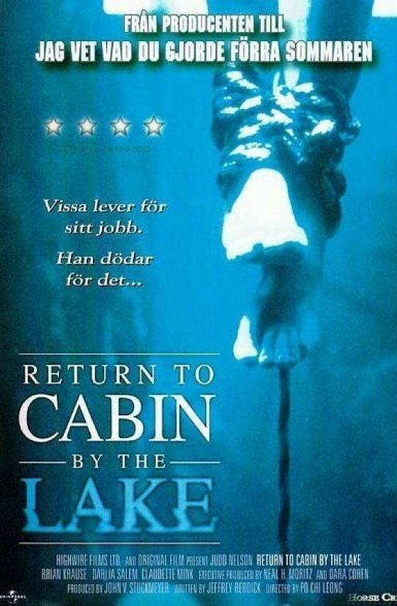 Возвращение к озеру смерти (Return to Cabin by the Lake)