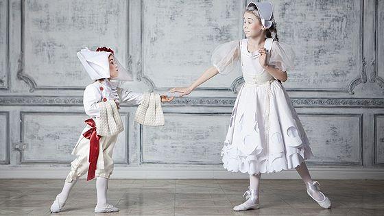 Маша и Щелкунчик