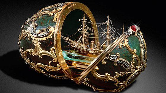 Фаберже: Особый путь в истории (Faberge: A Life of Its Own)