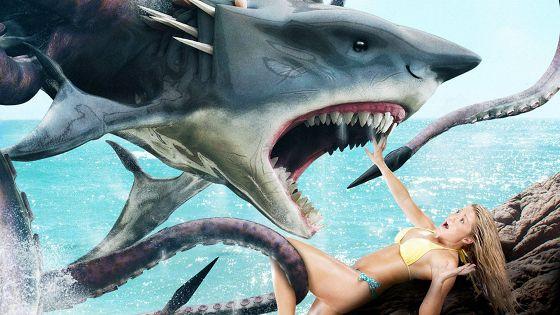Шарктопус (Sharktopus)
