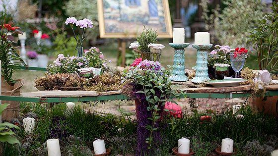 V Московский международный фестиваль садов и цветов Moscow Flower Show 2016