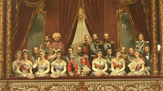 Коронационный альбом Императора Александра III