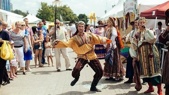 Фестиваль реки Дон-2016