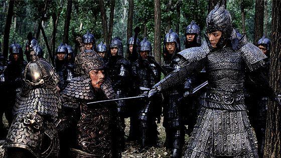 Императрица и воины (Kwong saan mei yan)