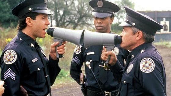 Полицейская академия-4 (Police Academy-4: Citizens on Patrol)