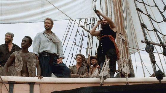Черная борода: Настоящий пират Карибского моря (Blackbeard: Terror at Sea)