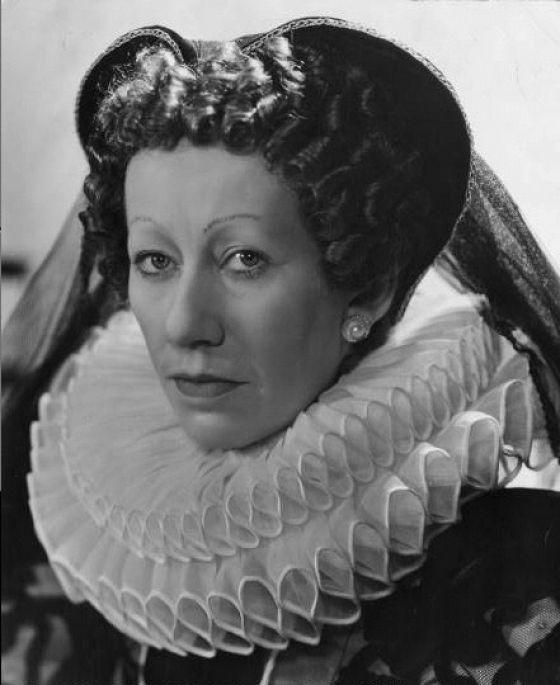 Флора Робсон (Flora Robson)