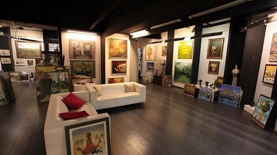 Художественная галерея №1