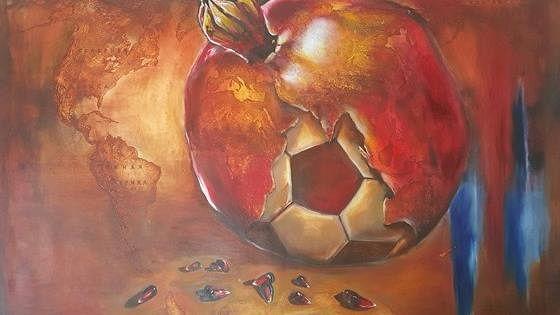 Виктория и Владимир Кириленко. Футбол и вечность