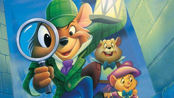 Великий мышиный сыщик (The Great Mouse Detective)