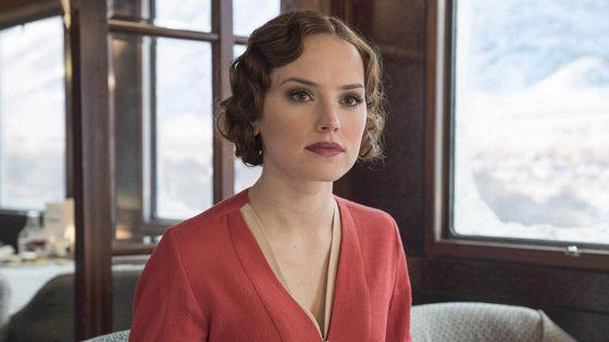 Дейзи Ридли (Daisy Ridley)