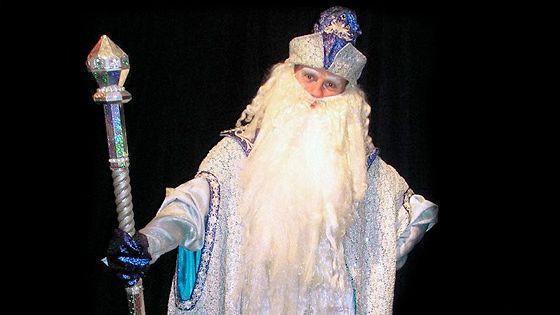Для Деда Мороза с оркестром