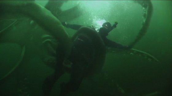 Смертельная вода (Kraken: Tentacles of the Deep)