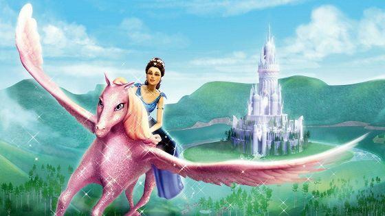 Барби и Хрустальный замок (Barbie and the Diamond Castle)