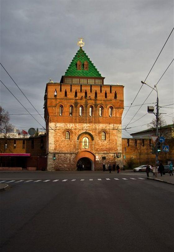 Дмитриевская башня. Нижегородский кремль