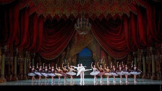 Гала-концерт «Звезды мирового балета»