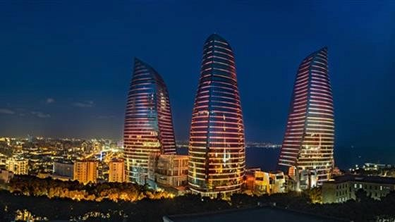 Баку — столица первых Европейских игр