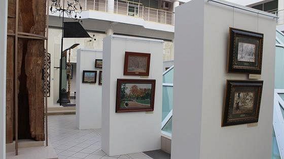 Палитра художника. Семен Кожин. История и современность
