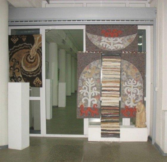 Групповая выставка произведений членов СХ РФ