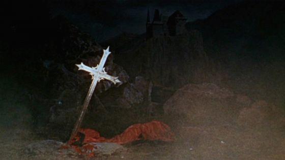 Дракула восстал из мертвых (Dracula Has Risen from the Grave)