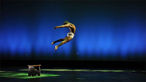 Танцевальное шоу театра танца Лулы Вашингтон