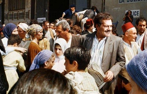 Омар Шариф (Omar Sharif)