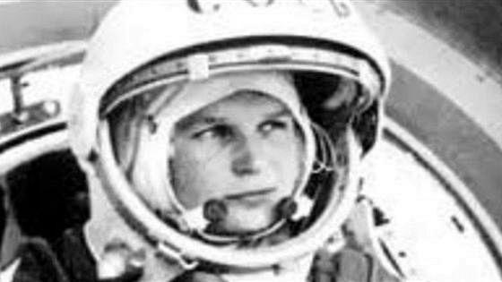 Валентина Терешкова. Мисс Вселенная