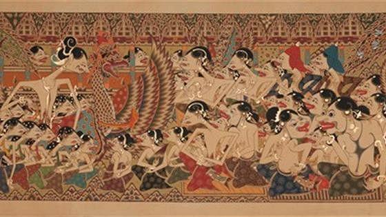 Андакен Пенурат — юный князь Панджи. Мир индонезийского театра