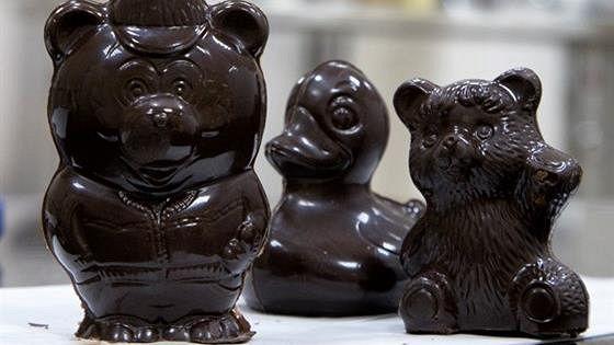 Передвижной музей шоколада