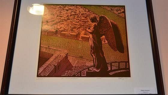 Павел Пичугин. Ангелы над городом
