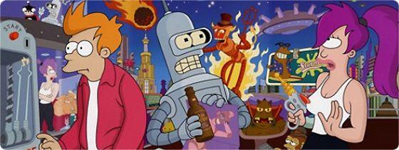 Футурама: Большой куш Бендера (Futurama: Bender's Big Score)