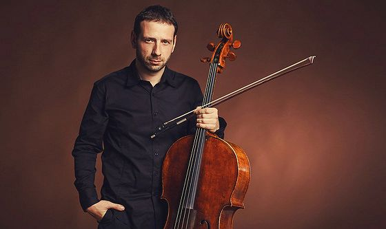 Алиса Маргулис (скрипка), Борис Андрианов (виолончель), Александр Бузлов (виолончель)