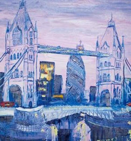 Ирина Рублева. Мосты любви
