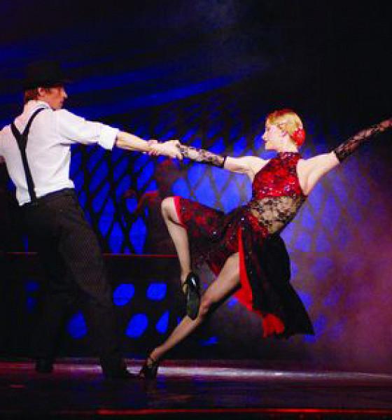 Обнаженное танго