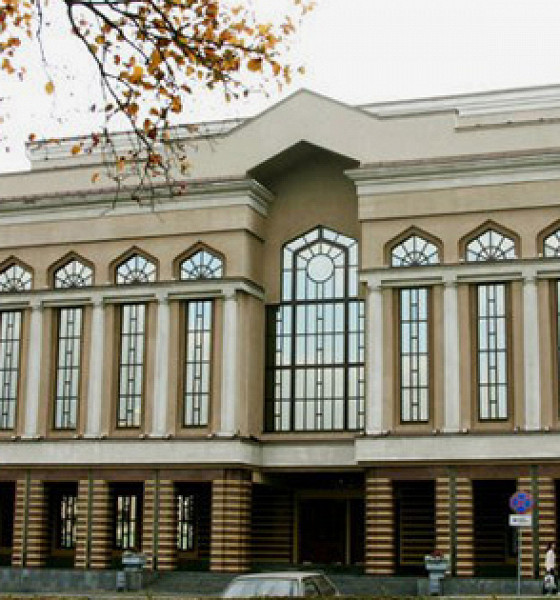 Большой концертный зал им. Сайдашева