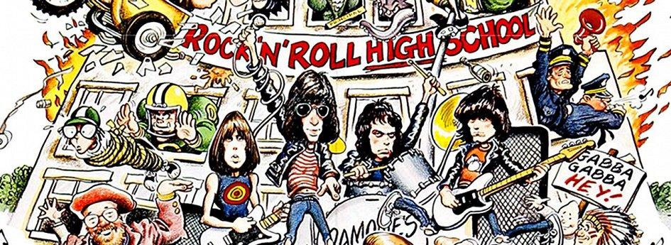 Кино: «Высшая школа рок-н-ролла»