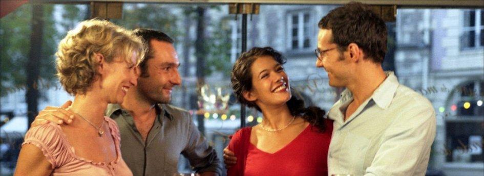 Кино: «Любовь на стороне»