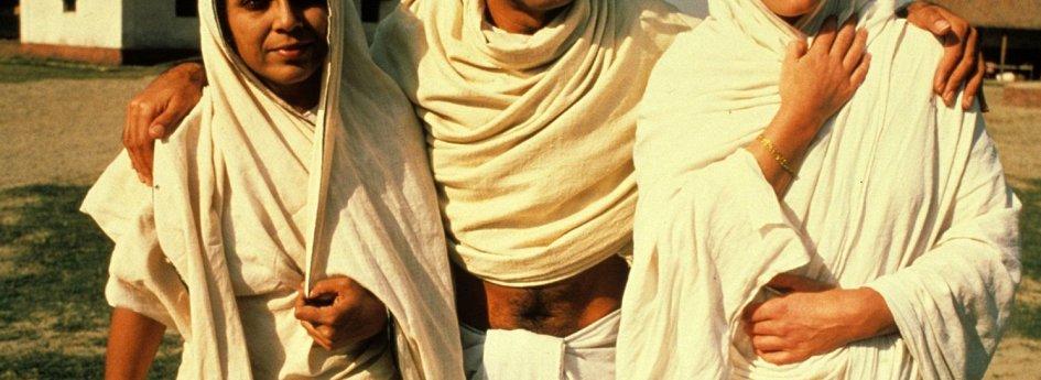Кино: «Ганди»