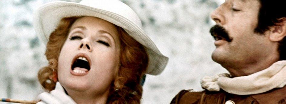 Кино: «Не прикасайся к белой женщине»