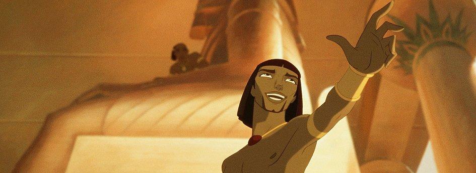 Кино: «Принц Египта»