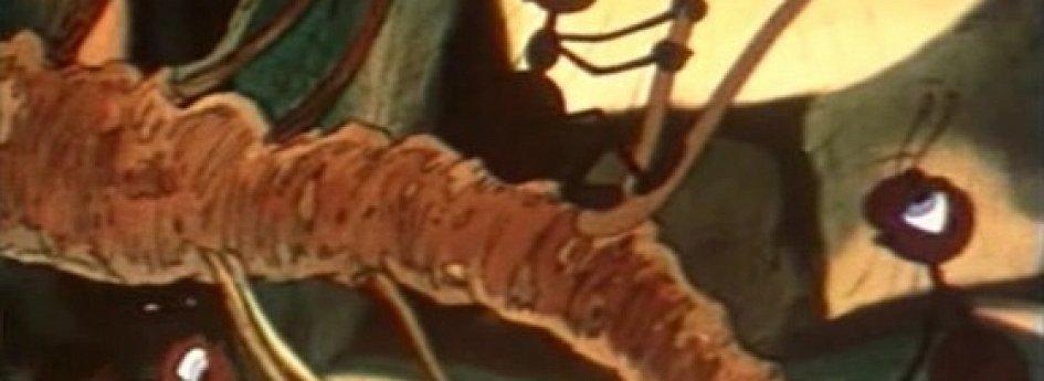 Кино: «Муравьишка-хвастунишка»