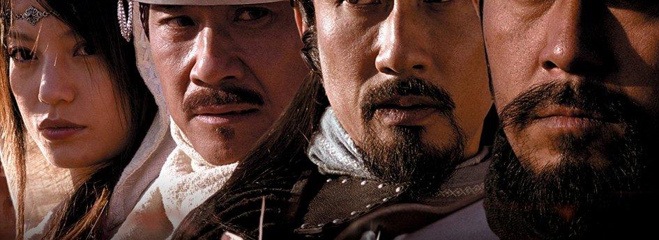 Кино: «Воины небесные и земные»