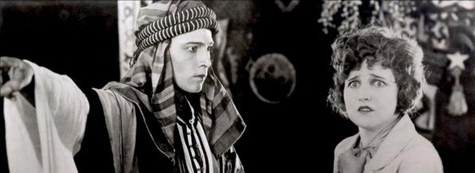 Кино: «Шейх»