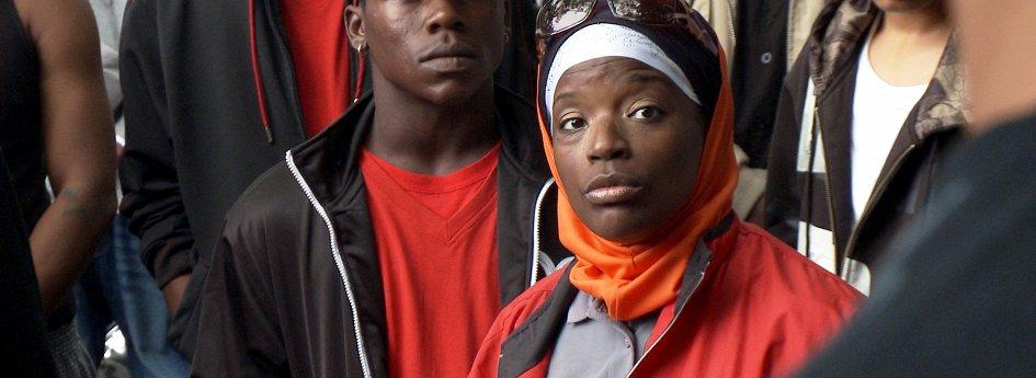Кино: «Борцы с насилием»