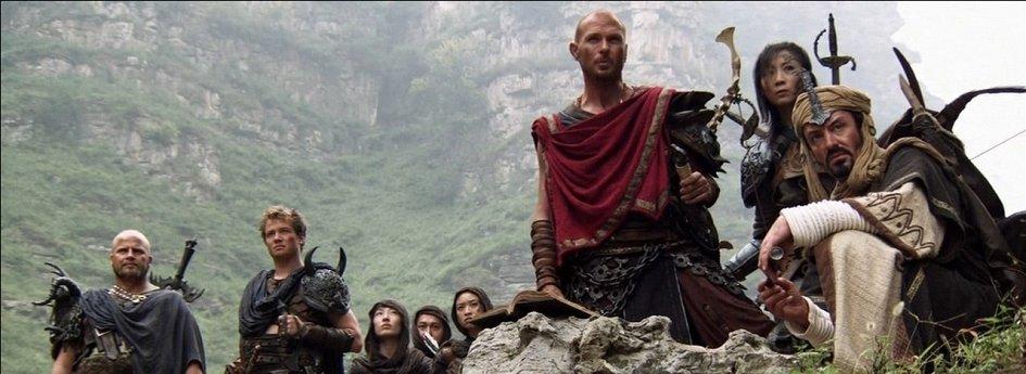Кино: «Город ведьм»