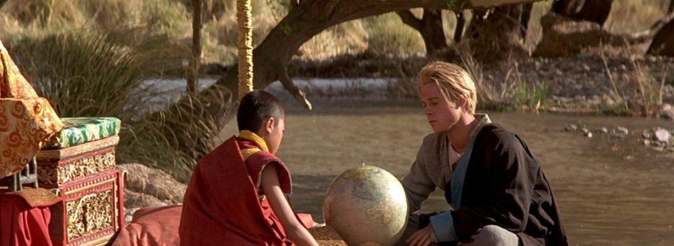 Кино: «Семь лет в Тибете»