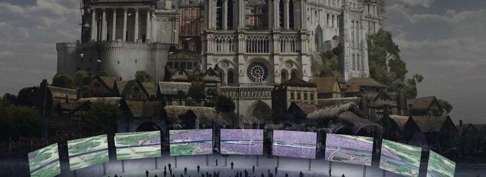 Кино: «Париж: Путешествие во времени»
