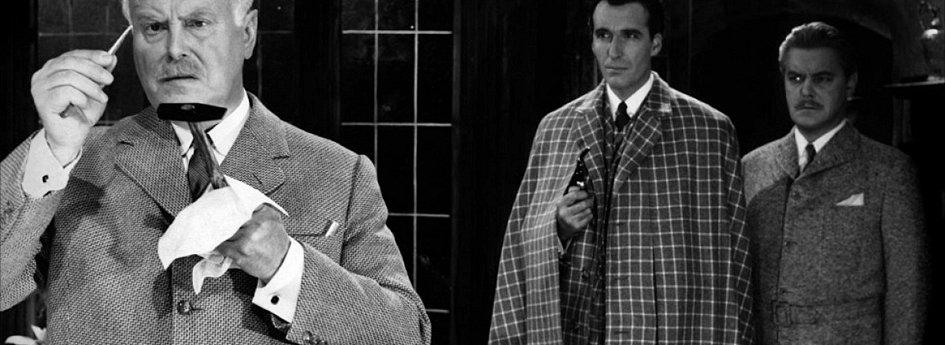 Кино: «Шерлок Холмс и смертоносное ожерелье»